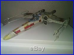 X wing starwars Space ship vaisseaux star Wars kotobukiya model kit 1/32 no box
