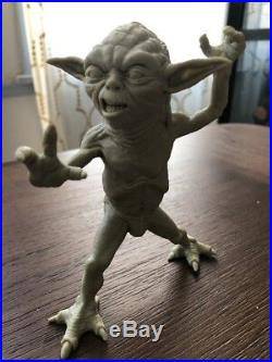 YODA STAR WARS MODEL KIT BY GREY ZON 1/6 Scale SCULPTED BY MANTICORA NEW