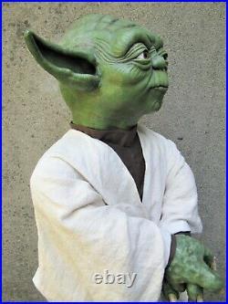 Yoda Star Wars Model Kit 1/1 Life Size