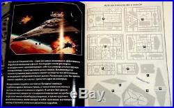 ZVEZDA 9057 STAR WARS IMPERIAL STAR DESTROYER Plastic Scale Model Kit 12700 BOX
