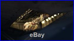 Zvezda Star Wars Star Destroyer 1/2700 Scale Fully BUILT & PAINTED Model Ship